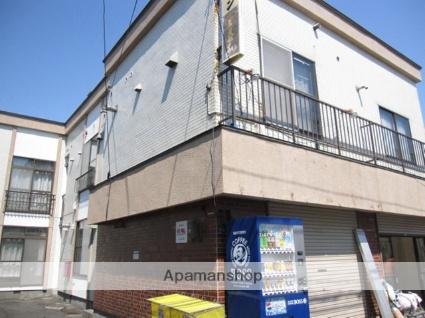 北海道札幌市豊平区、学園前駅徒歩12分の築33年 2階建の賃貸アパート