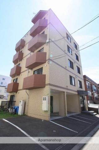 北海道札幌市豊平区、菊水駅徒歩11分の築10年 5階建の賃貸マンション