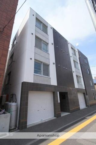北海道札幌市豊平区、菊水駅徒歩9分の築8年 4階建の賃貸マンション