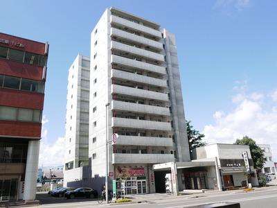 北海道札幌市豊平区、美園駅徒歩14分の築10年 11階建の賃貸マンション