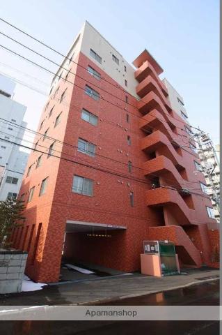 北海道札幌市豊平区、平岸駅徒歩11分の築11年 8階建の賃貸マンション