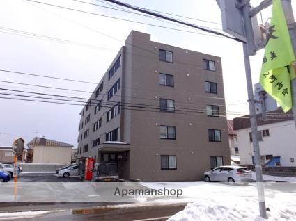 北海道札幌市豊平区、白石駅徒歩19分の築12年 5階建の賃貸マンション