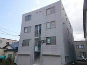 北海道札幌市豊平区、白石駅徒歩16分の築29年 4階建の賃貸マンション