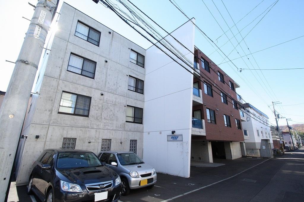 北海道札幌市南区、澄川駅徒歩11分の築11年 4階建の賃貸マンション