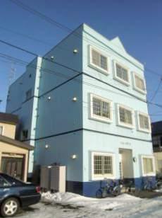 北海道札幌市豊平区、菊水駅徒歩11分の築30年 3階建の賃貸マンション