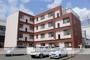 北海道札幌市南区、南平岸駅徒歩15分の築32年 4階建の賃貸マンション