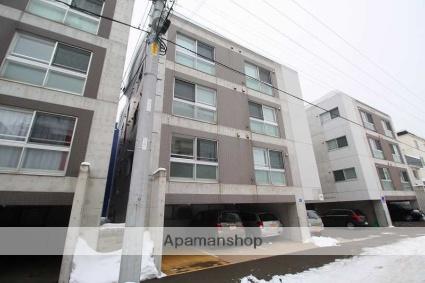 北海道札幌市中央区、桑園駅徒歩8分の築13年 4階建の賃貸マンション