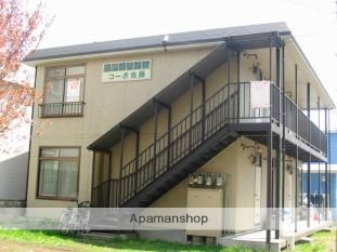 北海道札幌市南区、澄川駅中央バスバス12分上町5下車後徒歩3分の築29年 2階建の賃貸アパート