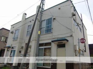 北海道札幌市豊平区、月寒中央駅徒歩14分の築31年 2階建の賃貸アパート