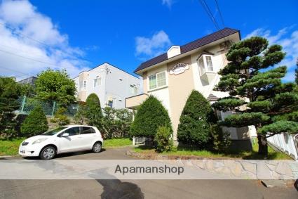 北海道札幌市豊平区、南平岸駅徒歩15分の築29年 2階建の賃貸アパート