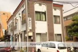 北海道札幌市豊平区、南平岸駅徒歩16分の築42年 2階建の賃貸アパート