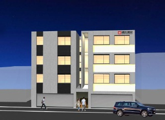 北海道札幌市豊平区、東札幌駅徒歩15分の新築 4階建の賃貸マンション