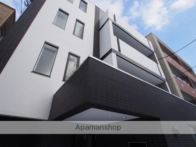 北海道札幌市豊平区、豊平公園駅徒歩12分の新築 4階建の賃貸マンション