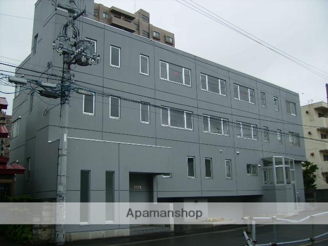 北海道札幌市豊平区、中の島駅徒歩11分の築21年 3階建の賃貸マンション