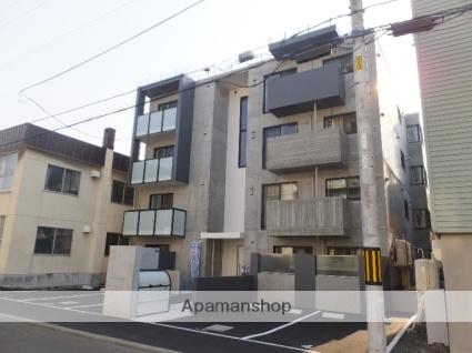 北海道札幌市豊平区、南郷7丁目駅徒歩10分の新築 4階建の賃貸マンション