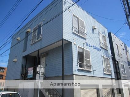北海道札幌市豊平区、平岸駅徒歩12分の築31年 3階建の賃貸アパート