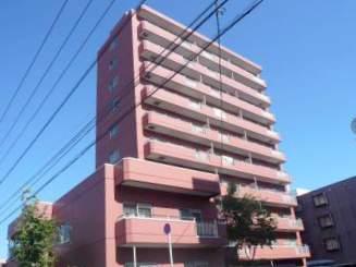 北海道札幌市豊平区、幌平橋駅徒歩15分の築37年 10階建の賃貸マンション