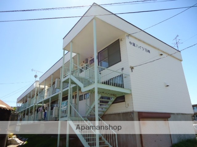 北海道札幌市豊平区、白石駅徒歩13分の築30年 3階建の賃貸アパート