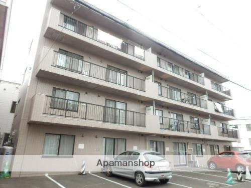北海道札幌市豊平区、平岸駅徒歩14分の築22年 4階建の賃貸マンション