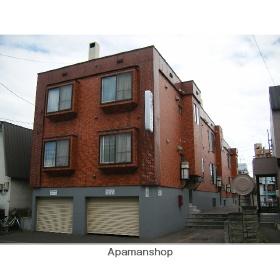 北海道札幌市豊平区、菊水駅徒歩9分の築30年 2階建の賃貸アパート