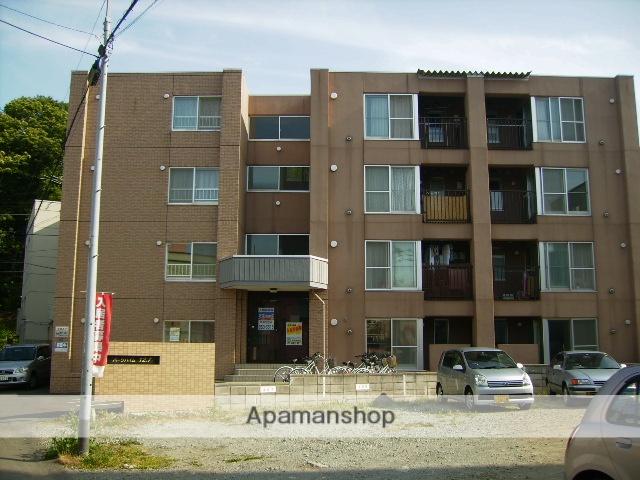 北海道札幌市豊平区、南平岸駅徒歩16分の築17年 4階建の賃貸マンション