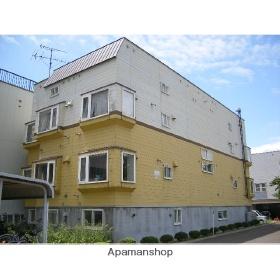 北海道札幌市豊平区、幌平橋駅徒歩13分の築25年 3階建の賃貸アパート