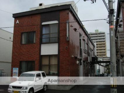 北海道札幌市豊平区、菊水駅徒歩11分の築28年 2階建の賃貸アパート