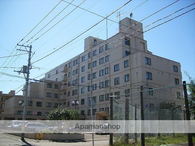 北海道札幌市豊平区、幌平橋駅徒歩10分の築26年 7階建の賃貸マンション