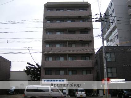 北海道札幌市中央区、静修学園前駅徒歩4分の築17年 8階建の賃貸マンション