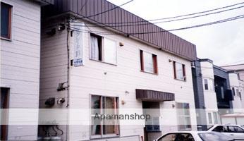 北海道札幌市中央区、西線16条駅徒歩6分の築35年 2階建の賃貸アパート