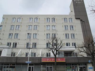 北海道札幌市豊平区、澄川駅徒歩17分の築34年 6階建の賃貸マンション