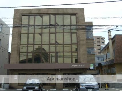 北海道札幌市豊平区、平岸駅徒歩8分の築27年 4階建の賃貸マンション