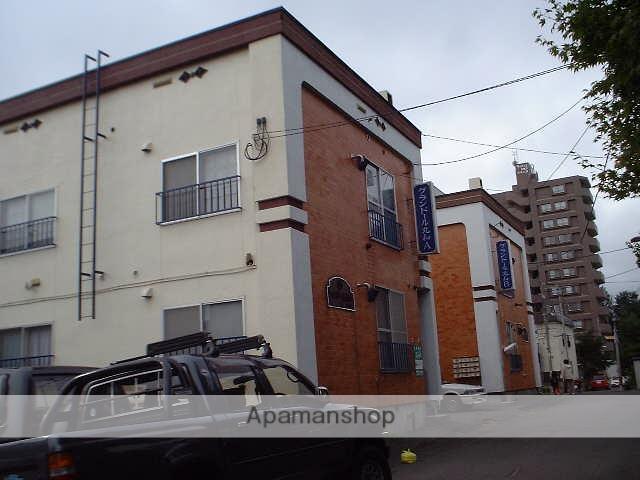 北海道札幌市豊平区、豊平公園駅徒歩20分の築34年 2階建の賃貸アパート