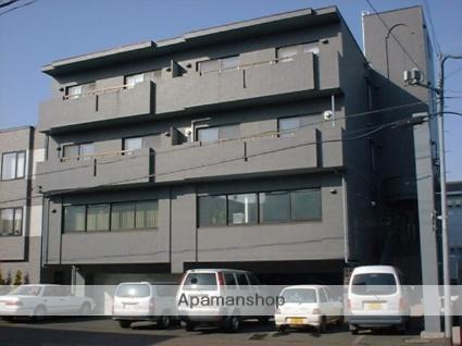 北海道札幌市豊平区、美園駅徒歩14分の築21年 4階建の賃貸マンション