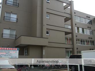 北海道札幌市豊平区、中の島駅徒歩13分の築38年 4階建の賃貸マンション