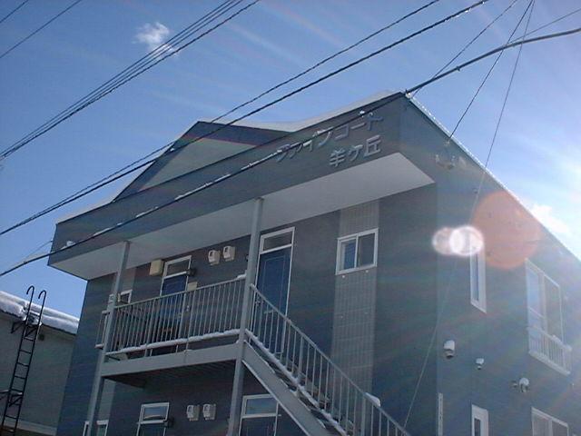 北海道札幌市豊平区、澄川駅徒歩27分の築21年 2階建の賃貸アパート
