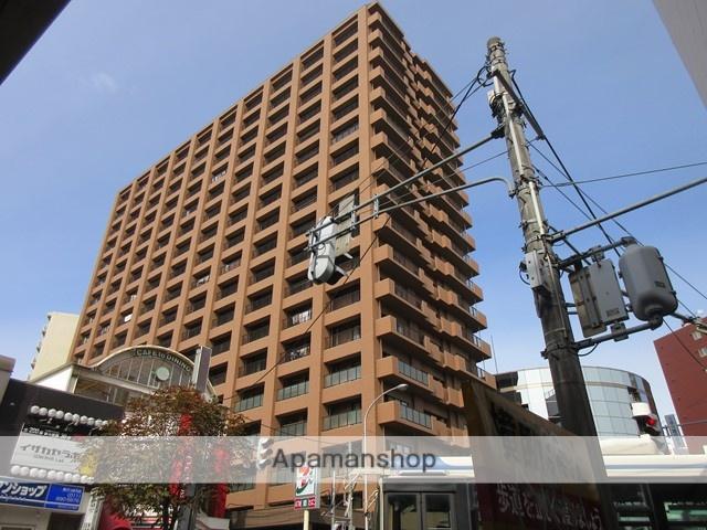 北海道札幌市厚別区、厚別駅徒歩13分の築14年 18階建の賃貸マンション