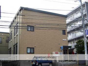 北海道札幌市豊平区、南郷13丁目駅徒歩18分の築12年 2階建の賃貸アパート