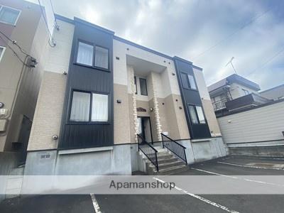 北海道北広島市、北広島駅徒歩14分の築11年 2階建の賃貸アパート