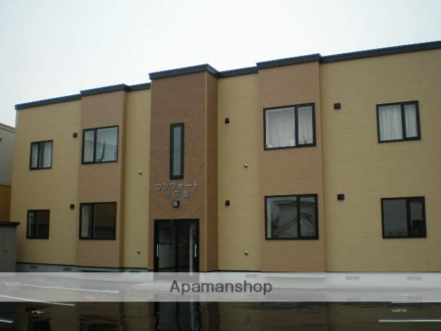 北海道北広島市、北広島駅徒歩15分の築9年 2階建の賃貸アパート