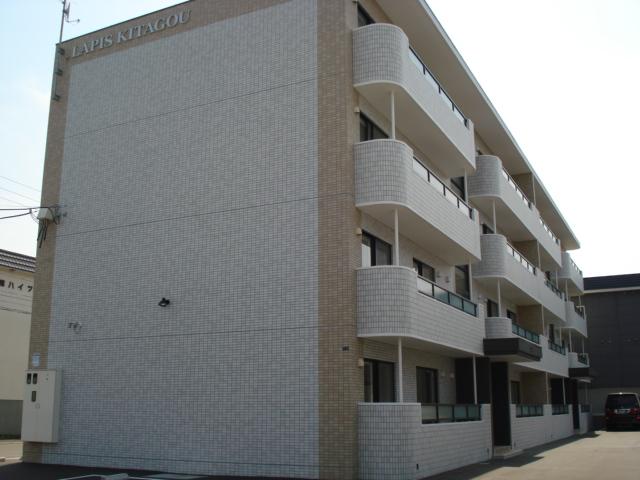 北海道札幌市白石区、白石駅徒歩20分の築8年 4階建の賃貸マンション