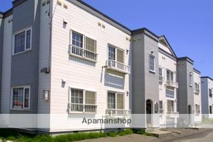 北海道札幌市白石区、平和駅徒歩6分の築28年 2階建の賃貸アパート
