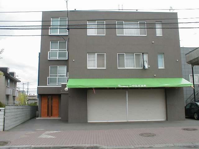 北海道札幌市厚別区、大谷地駅徒歩12分の築17年 4階建の賃貸マンション