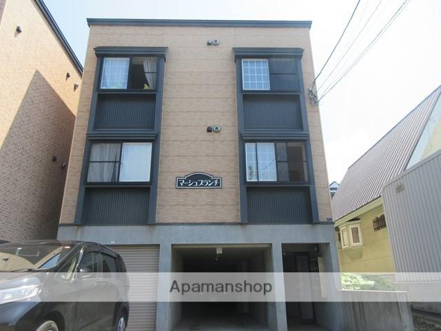 北海道札幌市厚別区、厚別駅徒歩11分の築12年 2階建の賃貸アパート