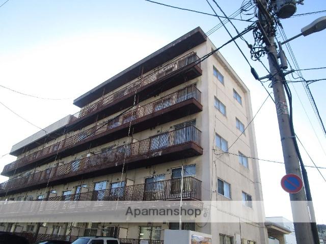 北海道札幌市白石区、菊水駅徒歩5分の築41年 5階建の賃貸マンション