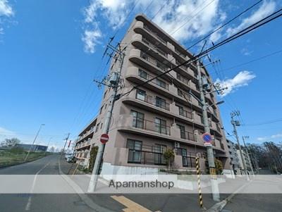 北海道札幌市厚別区、南郷18丁目駅徒歩13分の築22年 7階建の賃貸マンション