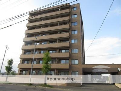 北海道札幌市厚別区、南郷18丁目駅徒歩18分の築16年 8階建の賃貸マンション