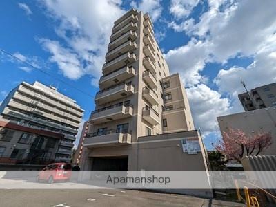 北海道札幌市厚別区、南郷18丁目駅徒歩14分の築21年 10階建の賃貸マンション