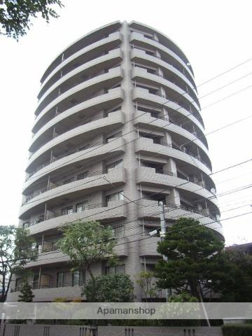 北海道札幌市白石区、東札幌駅徒歩11分の築23年 11階建の賃貸マンション