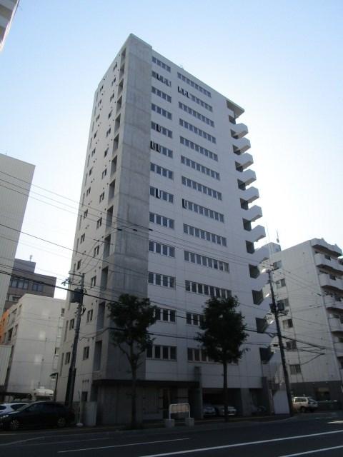 北海道札幌市白石区、菊水駅徒歩1分の築11年 14階建の賃貸マンション